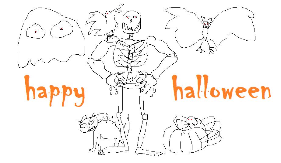 Happy Halloween by Bosavi