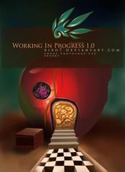 working in progress 1.0 by XIXO7