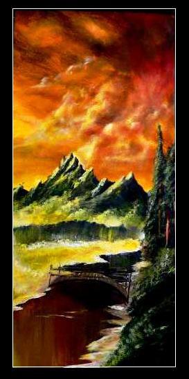 fan art for God by XIXO7