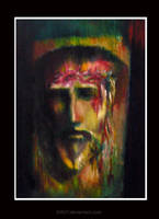 they say that its Jesus... by XIXO7
