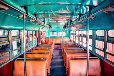 The Bus Line by Sunira