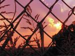 Chained Sunset by Sunira