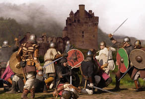 Battle of vikings by lumpi69