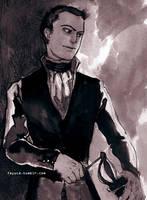 Sherlock: AU Moriarty by feyuca