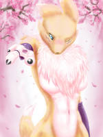 Under the Cherry Blossoms by Nopido