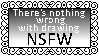Stamp: NSFW by PrincessSkyler