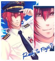 Ready to Flight? by nekoyasha89