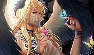 Commission : Lamora by nekoyasha89