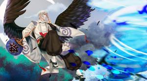 Ootengu - Blade Storm by nekoyasha89