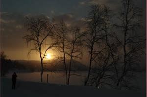 Northern sun by Poligla