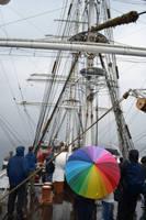 Rainy cruise trip by Poligla