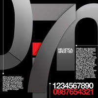 HELVETICA by Find-The-In-Between
