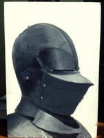 Helmet knight 003 by Max-CCCP