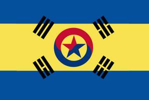 New Korean Republic by Anim2niax