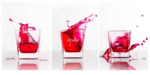 SplashingRed : 3 by dyudo