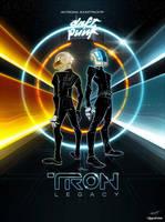 Daft Punk x Tron Legacy _ v2 by ADN-z