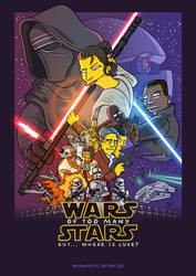 Wars of too many Stars... by ADN-z