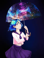 Earth-Chan by Liejal