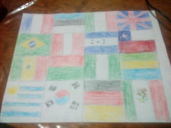Country Flags by Gmo12