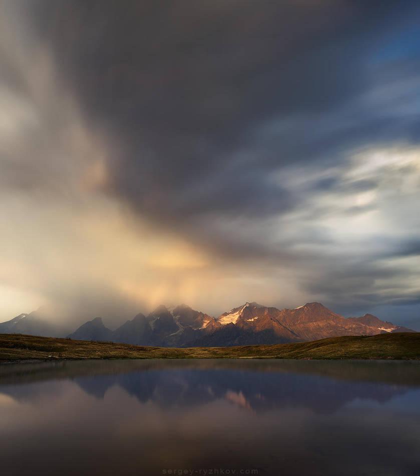 Koruldi Lakes by Sergey-Ryzhkov
