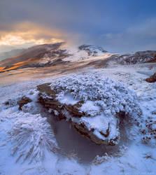 Rodna Mountains by Sergey-Ryzhkov