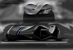 2015 Concept Khlip Top View by Dannychhang