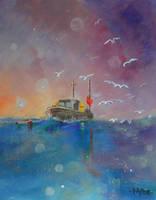 the fishermen by Luckyten