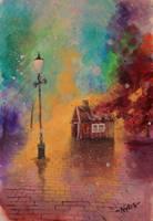 cabin by Luckyten