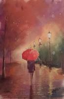 evening stroll by Luckyten