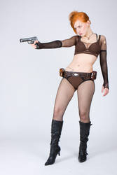 Gun 3 by MissSouls-stock