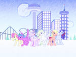 MLP Planet Freezeonia G1 (Traditional Style) by 4-Chap
