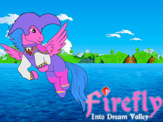 Firefly Into Dream Valley poster by 4-Chap