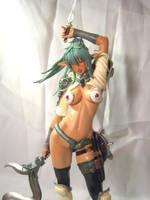 Echidna  standing 4 by Shoko-Cosplay
