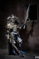 Gabranth, the Judge. by Shoko-Cosplay