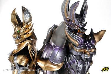 Makai knights. by Shoko-Cosplay