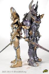 Makai knights 2 by Shoko-Cosplay
