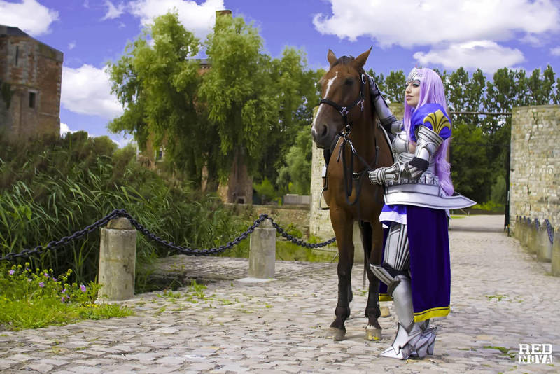 Welcome to my castle. by Shoko-Cosplay