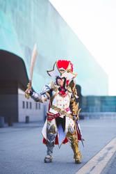 Monster hunter 4 Legendary J Anchor 2. by Shoko-Cosplay