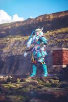 Jinouga huntress. by Shoko-Cosplay
