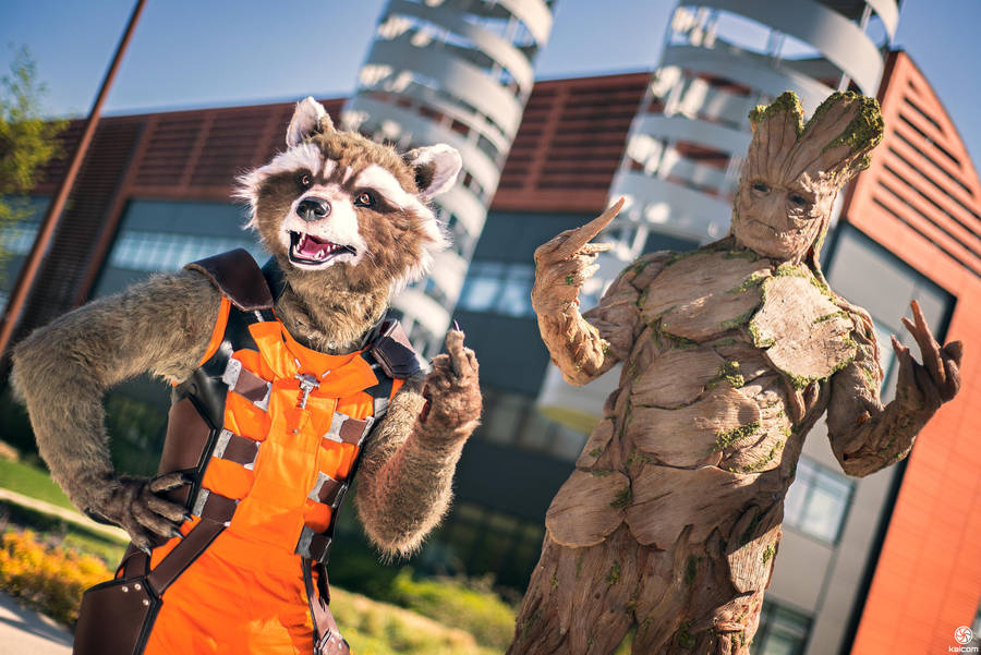 Guardians of the galaxy by Shoko-Cosplay