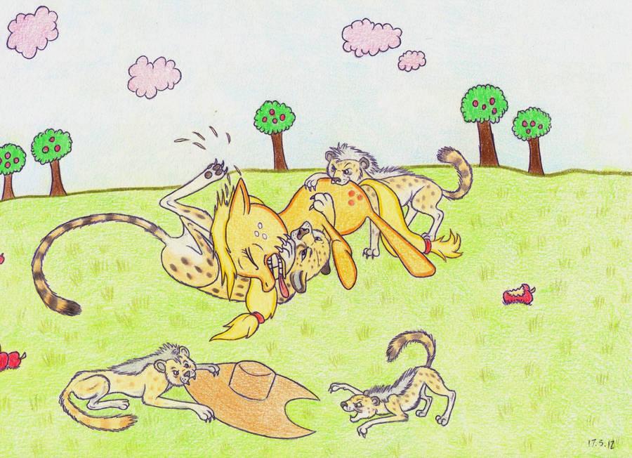 My Little Nearly Dead Pony 2 By Dark Hyena On Deviantart