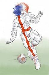 Red n White n blue by feenix501