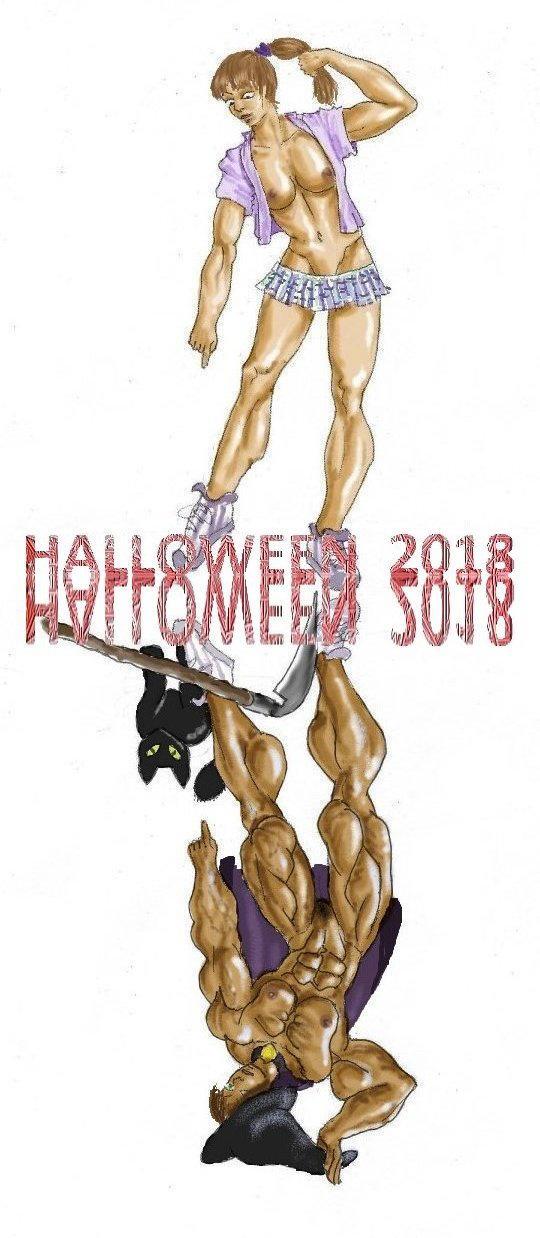 Halloween18 by feenix501
