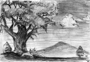 landscape2 by bedorgraph