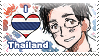APH: I love Thailand Stamp by Chibikaede