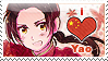 APH: I love Yao Stamp by Chibikaede