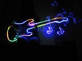 Guitar by BestDay