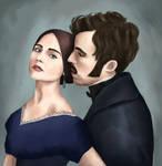 Victoria and Albert by pakomako