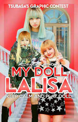 MY DOLL LALISA by MizzyFantasia