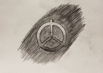 A slight variation of the SCP Foundation logo by TGMProductions
